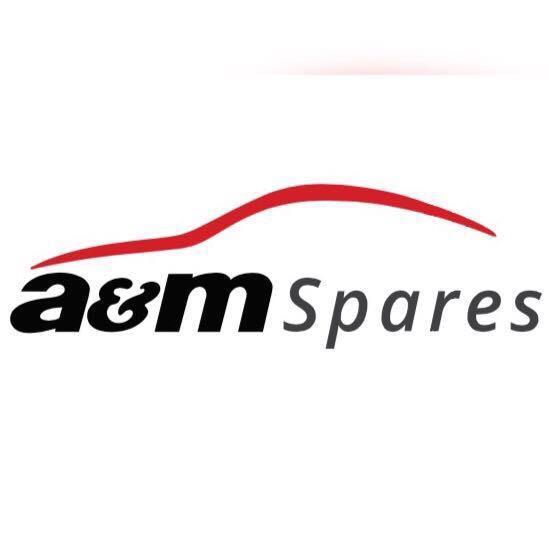 MFM Motor Spares T/A A&M Spares logo